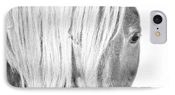 Wild Horse Portrait IPhone Case