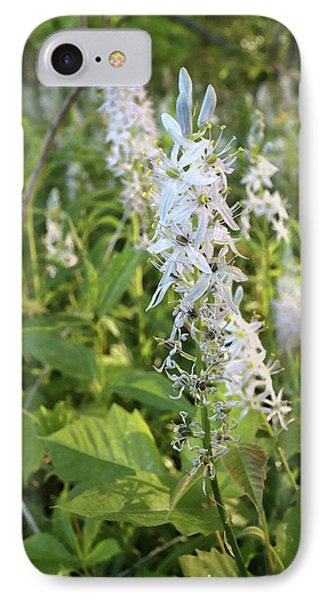 IPhone Case featuring the photograph Wild Hyacinth by Scott Kingery