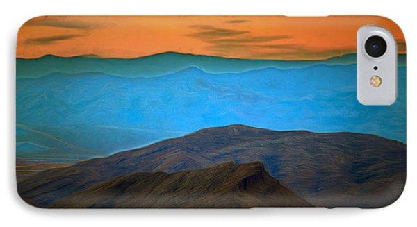 Wild Mountains - Da IPhone Case by Leonardo Digenio
