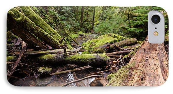 Wild River Views IPhone Case
