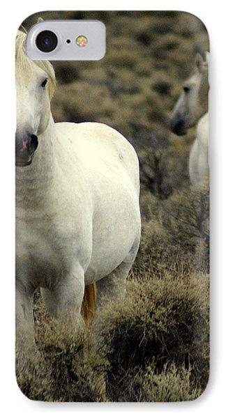 Wild Stallion Phone Case by Marty Koch