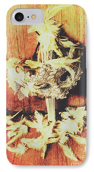 Wild West Saloon Dancer Still Life IPhone Case by Jorgo Photography - Wall Art Gallery