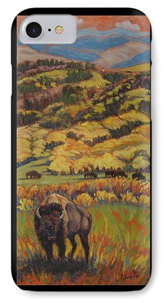Wild West Splendor IPhone Case
