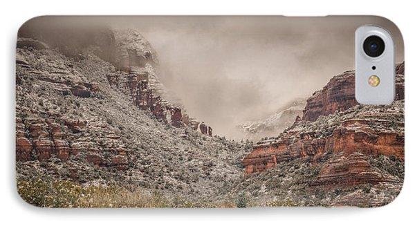 Boynton Canyon Arizona IPhone Case by Racheal Christian