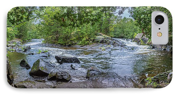 IPhone Case featuring the photograph Wilderness Waterway by Bill Pevlor