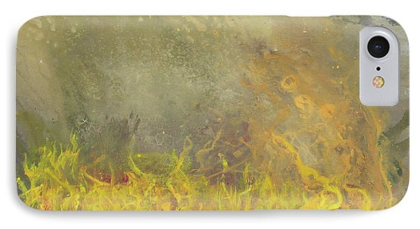 Wildfire IPhone Case by Antonio Romero