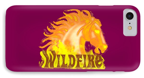 Wildfire IPhone Case