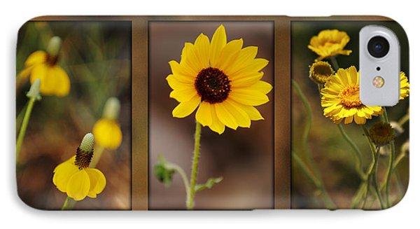 Wildflower 3 Phone Case by Jill Reger
