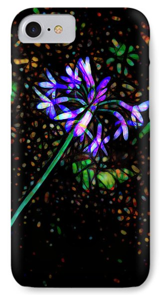 IPhone Case featuring the photograph Wildflower by Ann Powell