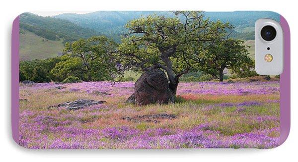 Wildflower Bouquet For Mothers Day IPhone Case by Brooks Garten Hauschild