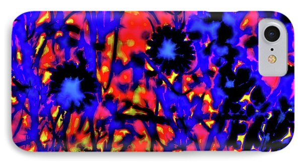 Wildflower Medley IPhone Case by Gina O'Brien