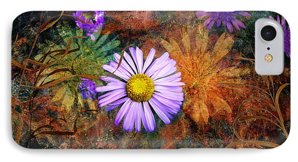 Wildflowers Phone Case by Ed Hall