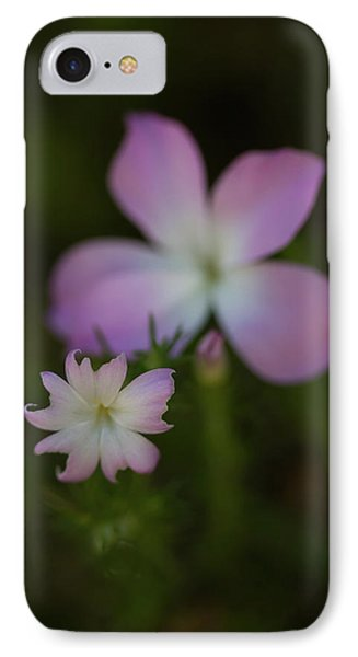 IPhone Case featuring the photograph Wildflowers by Roger Mullenhour
