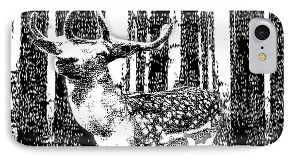 Wildlife IPhone Case by Belinda Threeths