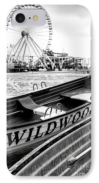 Wildwood Black IPhone Case