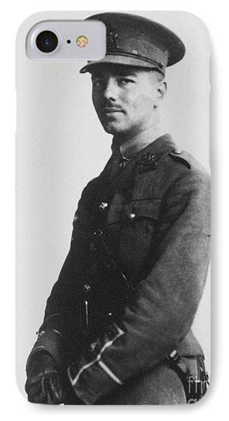 Wilfred Owen (1893-1918) Phone Case by Granger