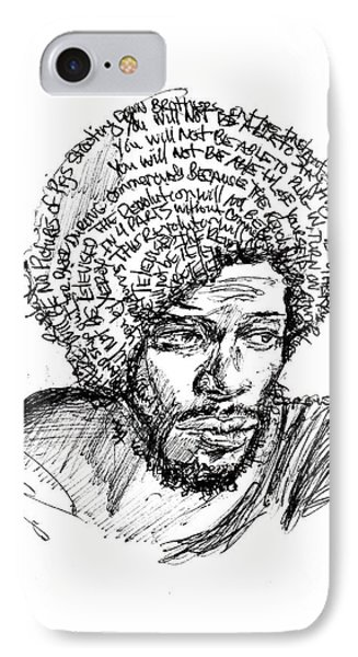 Will Not Be Televised IPhone Case by Howard Barry