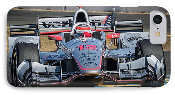 Will Power IPhone Case by Webb Canepa