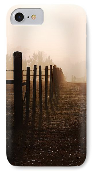 Will They Be Mist IPhone Case by Robert Meanor