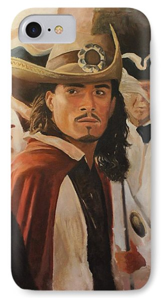 Will Turner IPhone 7 Case