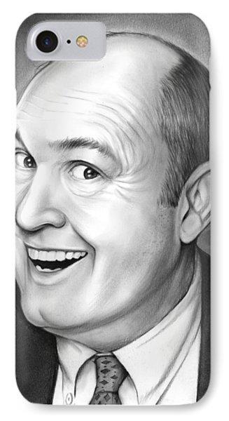 Willard Scott IPhone Case by Greg Joens
