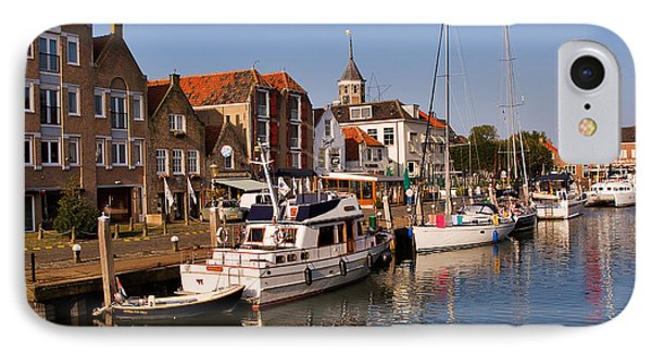 Willemstad Phone Case by Louise Heusinkveld
