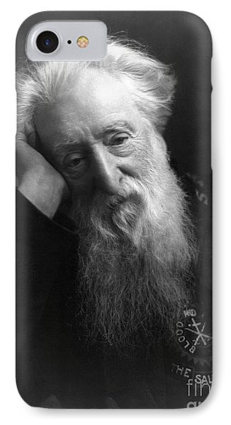 William Booth (1829-1912) Phone Case by Granger