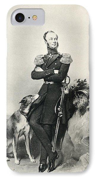 William II, Willem Frederik George IPhone Case by Vintage Design Pics