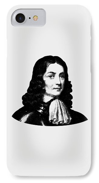 William Penn - Pennsylvania Founder IPhone Case by War Is Hell Store