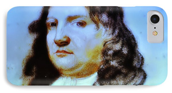 William Penn Portrait Phone Case by Bill Cannon