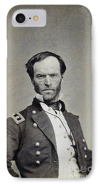 William Tecumseh Sherman Phone Case by Granger