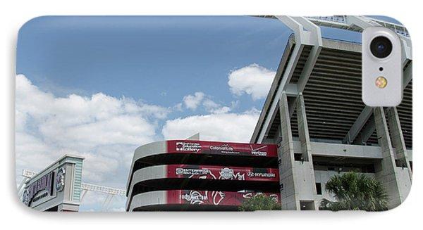 Williams Brice Stadium  II IPhone Case