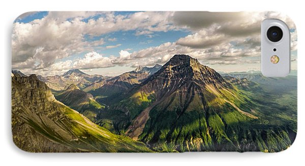 Williams Peak Alaska IPhone Case