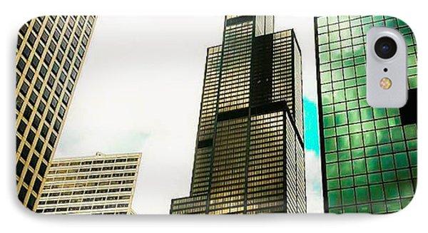 Willis Tower Chicago IPhone Case
