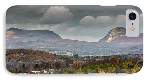 Willoughby Gap Late Fall IPhone Case by Tim Kirchoff