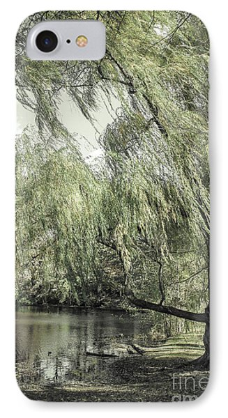 Willow IPhone Case by Colleen Kammerer