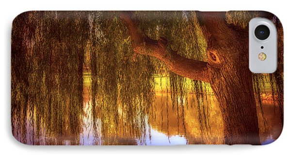 Willow Glow IPhone Case