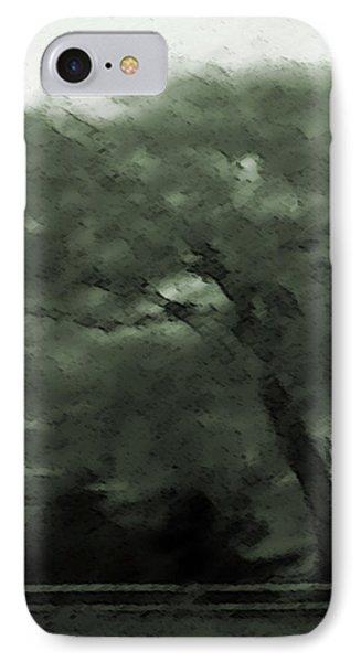 Willow Green Phone Case by Debra     Vatalaro