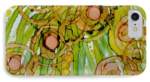 Willow  IPhone Case by Jeanette Skeem