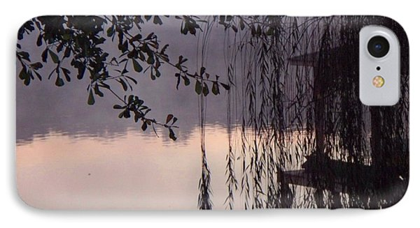 Willow's Dawn IPhone Case by Betty Northcutt