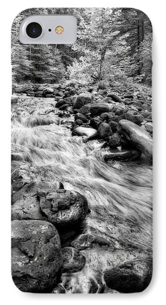 IPhone Case featuring the photograph Wilson Creek 2 by Alan Raasch