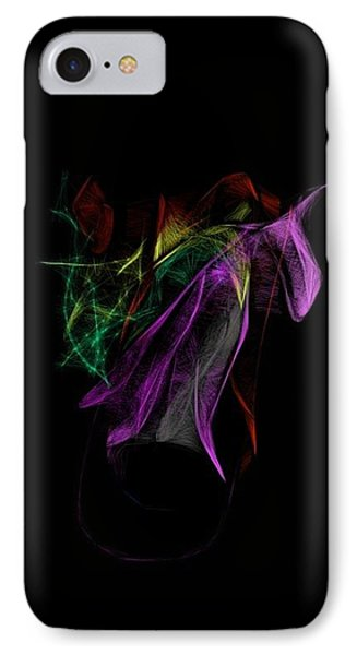 Wilted Tulips IPhone Case