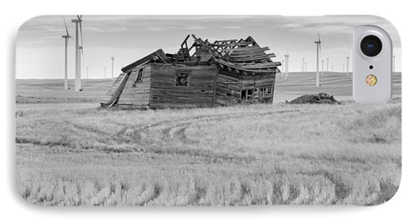 IPhone Case featuring the photograph Wind On The Plains by Fran Riley