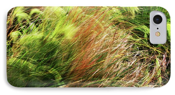 Windblown Grasses IPhone 7 Case