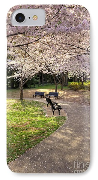 Winding Trail To The Tidal Basin IPhone Case
