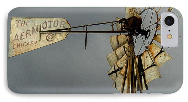 Windmill 1 IPhone Case