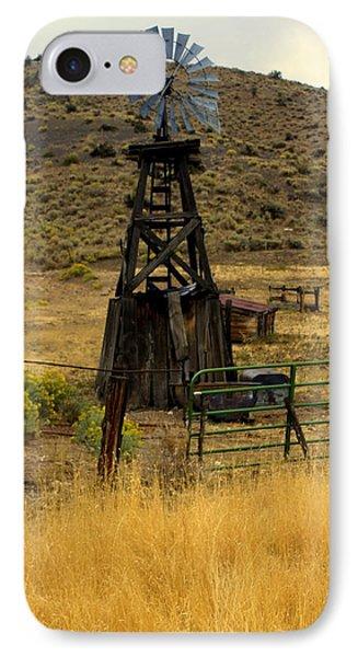 Windmill 1 Phone Case by Marty Koch