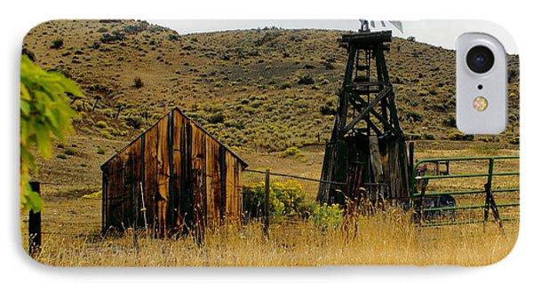 Windmill 2 Phone Case by Marty Koch