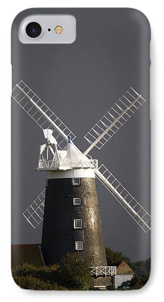 Windmill Norfolk IPhone Case