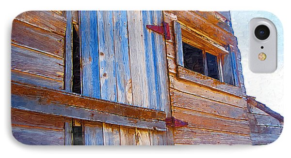 IPhone Case featuring the photograph Window 3 by Susan Kinney